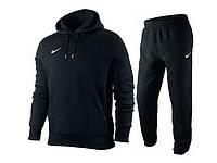 Спортивный костюм Nike черный цвет, кенгуру, с3403