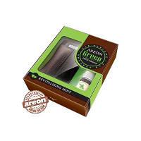 Ароматизатор для дома и автомобиля Areon Green Energizing Revitalising Mint (Востанавливающий, мятный)