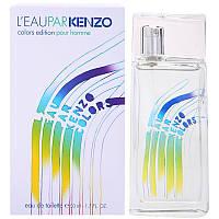Мужская парфюмерия Leau Par Kenzo Colors Edition Pour Homme 100 ml