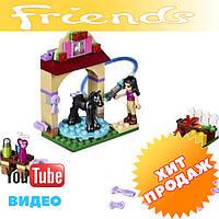 Конструктор лего френдс BELA Friends 10552 Салон для жеребят (аналог LEGO Friends 41123) 95 дет