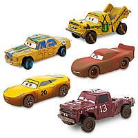 Игровой набор машинок Deluxe Die Cast Set - Crazy 8 Тачки 3/Cars 3 Pixar Cars Disney 6102036512055P