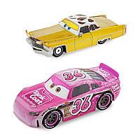 Игровой набор Текс и Рэб Микер Tex Dinoco and Reb Meeker Die Тачки 3/Cars 3 Pixar Cars Disney 6102036512202P