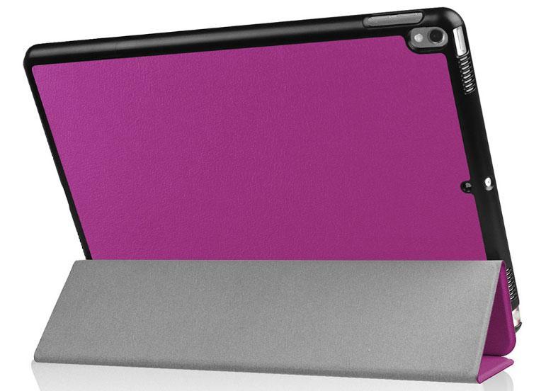 "Чехол для планшета Apple iPad Air 10.5"" (2019) / iPad Pro 10.5"" (2017) Slim - Purple"
