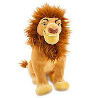 """Лев Муфаса """"Король лев"""" 35 см. Дисней/Disney"""
