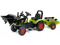 Дитячий трактор на педалях Falk 2040 AM CLAAS Arion 410