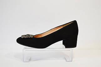 Туфлі жіночі на невисокому каблуці Grodecki, фото 2
