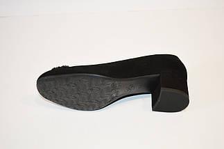Туфлі жіночі на невисокому каблуці Grodecki, фото 3
