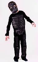 Скелет №3 прокат карнавального костюма