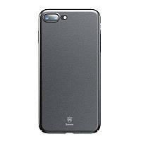 Чехол Baseus Meteorite серый для iPhone 7 Plus 8 plus