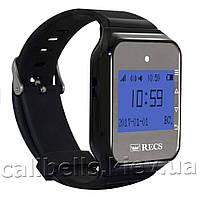 Пейджеры-часы официанта  R-02B Black Watch Pager, R-02B Black Watch Pager