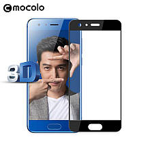Защитное стекло Mocolo 3D 9H на весь экран для Huawei Honor 9 черный