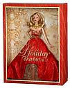 Кукла Барби Коллекционная Праздничная 2014 Barbie Collector Holiday BDH13, фото 3
