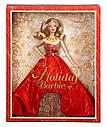 Кукла Барби Коллекционная Праздничная 2014 Barbie Collector Holiday BDH13, фото 5