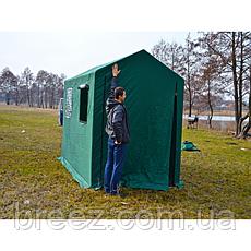 Мобильная баня с предбанником 4 м на 2 м, фото 3