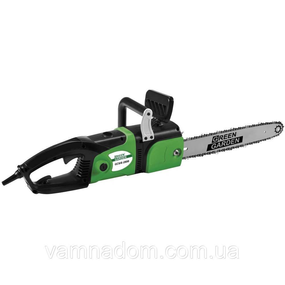 Электропила Green Garden GCS/E-2800 (2шины+2цепи)