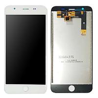 Оригинальный дисплей (модуль) + тачскрин (сенсор) для Blackview Ultra Plus (белый цвет)