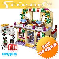 Конструктор лего френдс BELA Friends 10609 Пиццерия (Аналог LEGO Friends 41311) 310 дет.