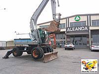 Экскаватор колесный Case WX 165 (2008)
