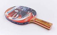 Ракетка для настольного тенниса DONIC LEVEL 600 МТ-738460 BAT PERSSON