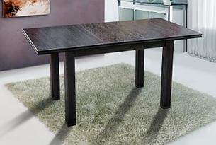 Стол обеденный Петрос Микс мебель, цвет  венге, фото 2