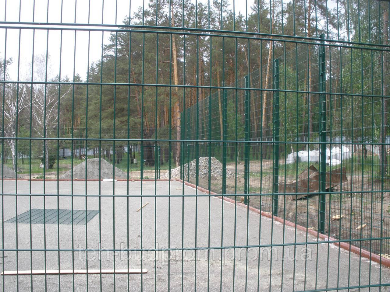 Панельный забор 2030х2500