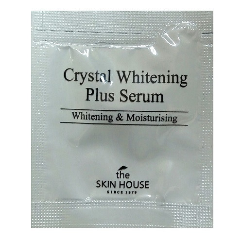 Отбеливающая сыворотка The Skin House Crystal Whitening Plus Serum Пробник