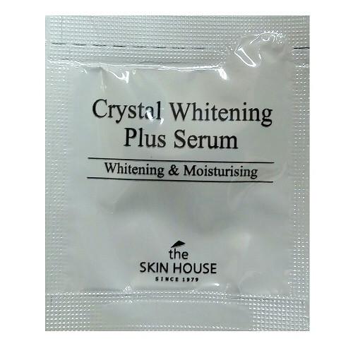 Отбеливающая сыворотка The Skin House Crystal Whitening Plus Serum Пробник