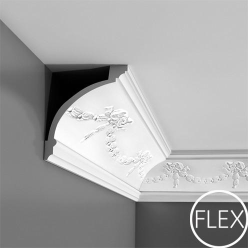 Карниз C218F гибкий Orac Luxxus