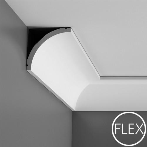 Карниз C240F гибкий Orac Luxxus
