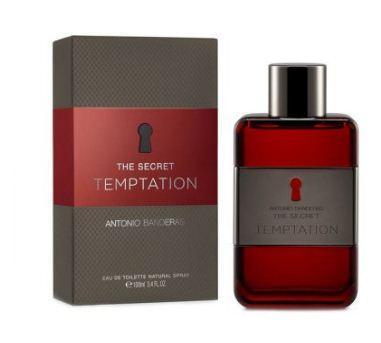 Antonio Banderas The Secret Temptation туалетна вода 100 мл NNR ORG/01-12