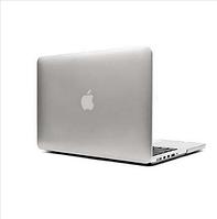 """Чехол для macbook Air 13"""" HardShell Case пластиковый серебряный"""