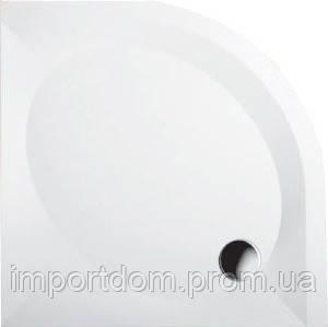 Душевой поддон из литого камня PAA ART RO 80x80 R550
