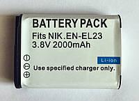 Аккумулятор Nikon EN-EL23 2000mAh (Digital)