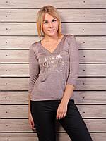 Кофта женская с замочком p.42-48 VM2008-2