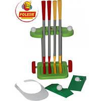 Набор игровой - Гольф-2 11 эл /в пакете/ Polesie52711