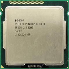 Процесор Intel Pentium G850 2.90 GHz, s1155, tray