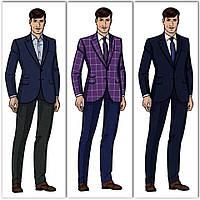 Пошив мужского костюма