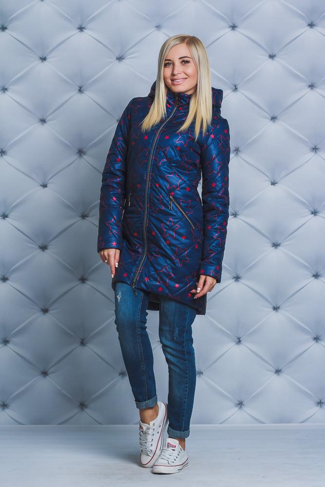 bc3e1fe1a92 Куртка удлиненная женская демисезонная   продажа