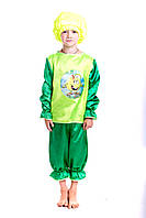 Модный карнавальный костюм Яблоко