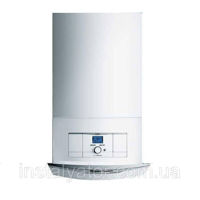 Котел газовый, настенный, 2-контурный Vaillant atmoTEC pro VUW INT 200/5-3 | 240/5-3 | 280/5-3, природная тяга