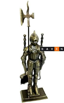 Набор для камина Рыцарь, фото 2
