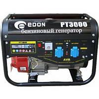Бензиновый генератор Edon PT3000 2,5 кВт 220 V