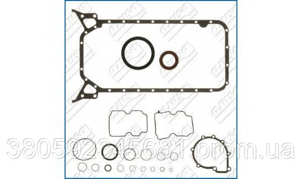 Комплект прокладок Sprinter/Vito (638) M111 96-03 (нижний)