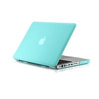 """Чехол для macbook Air 13"""" HardShell Case пластиковый бирюзовый"""