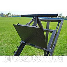 Тренажер для жима ногами под углом 45 градусов, фото 3