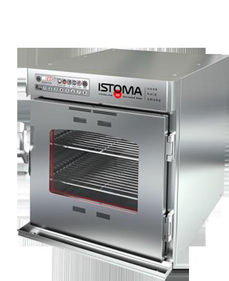 Низкотемпературная печь-коптильня Istoma-EM