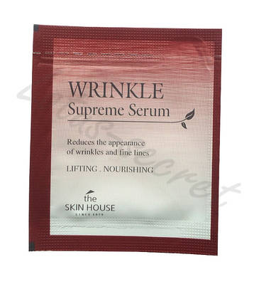 Сыворотка от морщин The Skin House Wrinkle Supreme Serum Пробник
