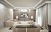 Дизайн-проект квартиры от 70 м кв.