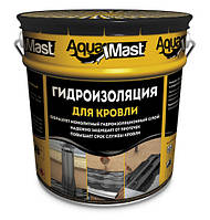 Мастика битумно-резиновая AquaMast 18 кг