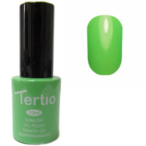 Гель-лак №058 (бледно-зеленый) 10 мл Tertio